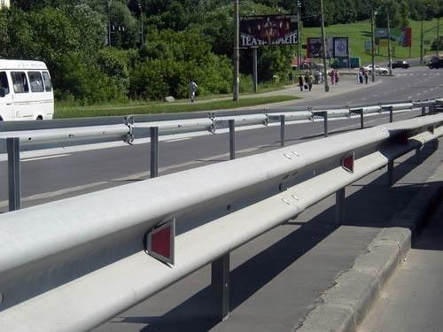 Дорожные знаки Белгород барьеры