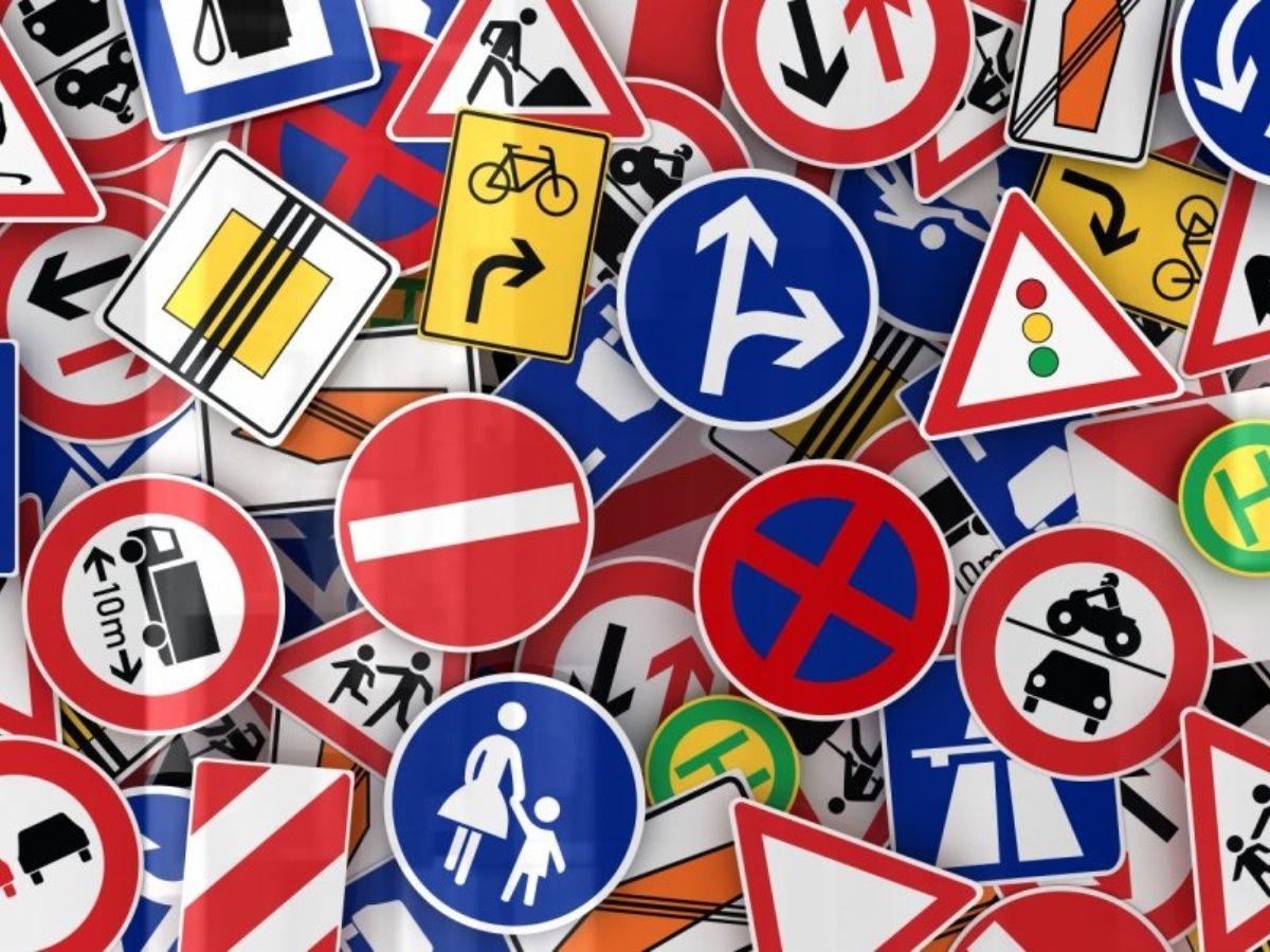 дорожные знаки производство