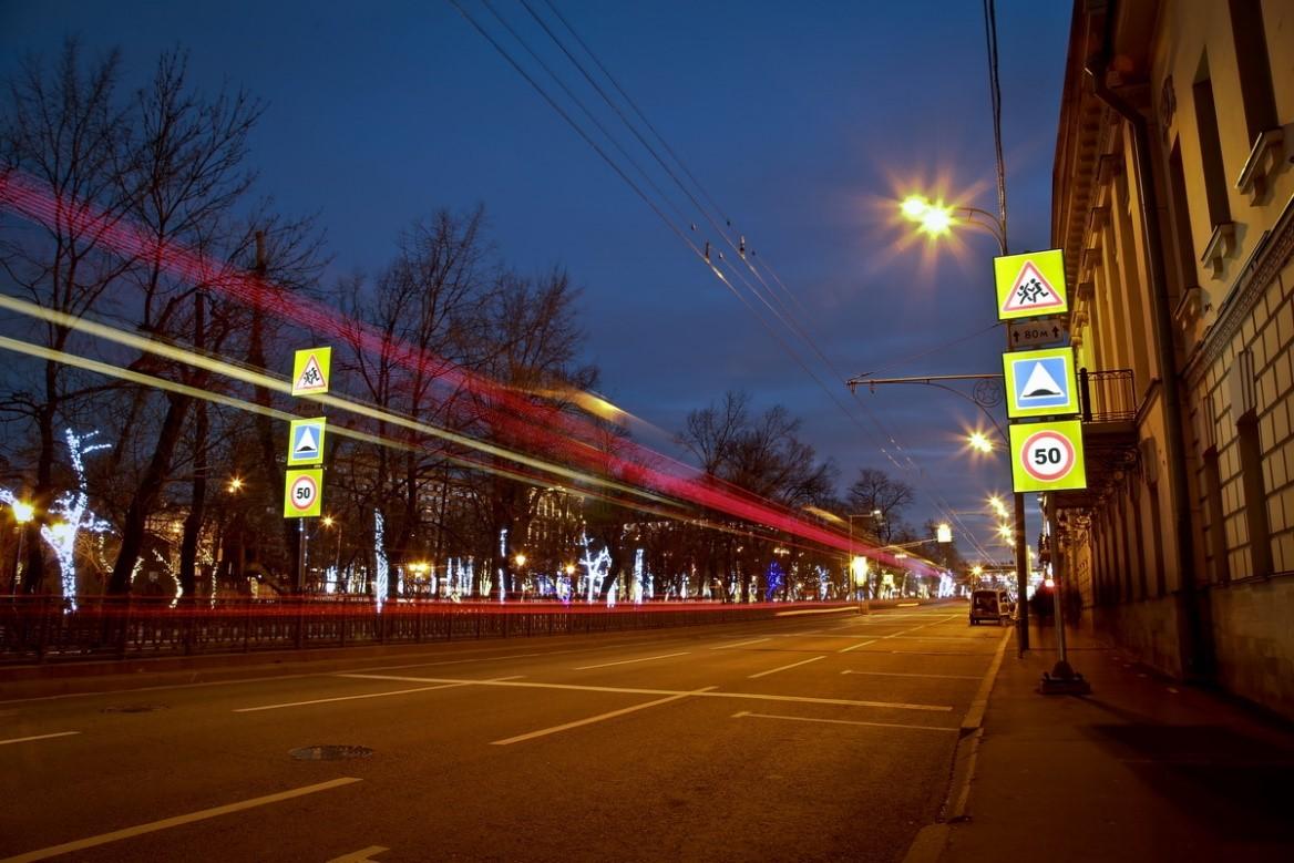 флуоресцентные знаки дорожные производство тамбов