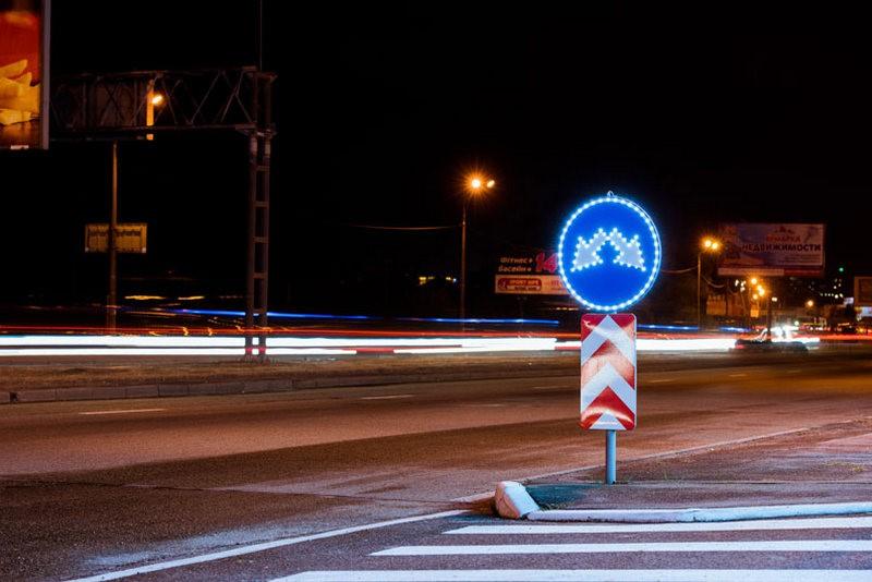 дорожные светодиодные знаки купить липецк