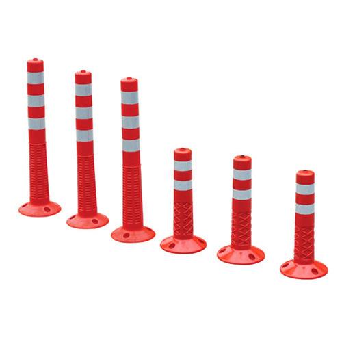 пластиковые дорожные столбики в ассортименте